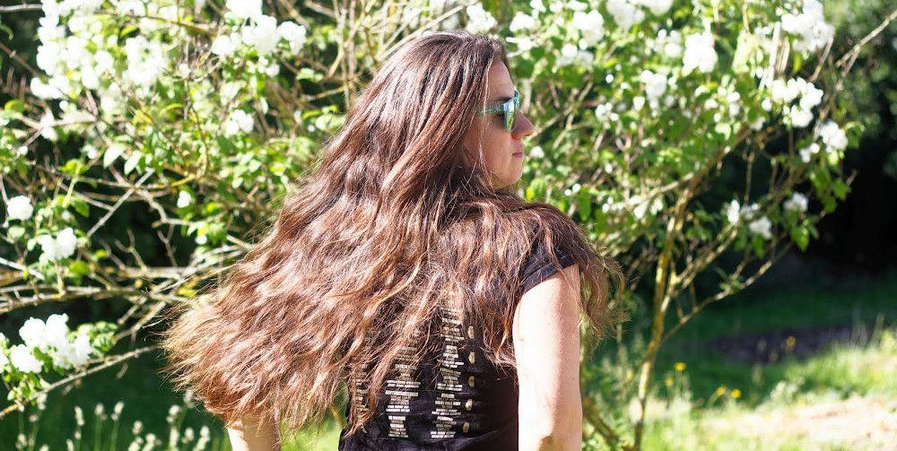 avoir de beaux cheveux naturellement